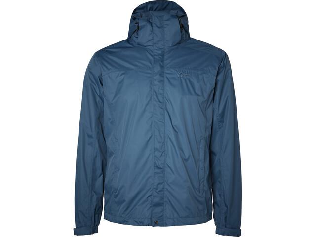 North Bend ExoRain Jacket Herren perfect blue